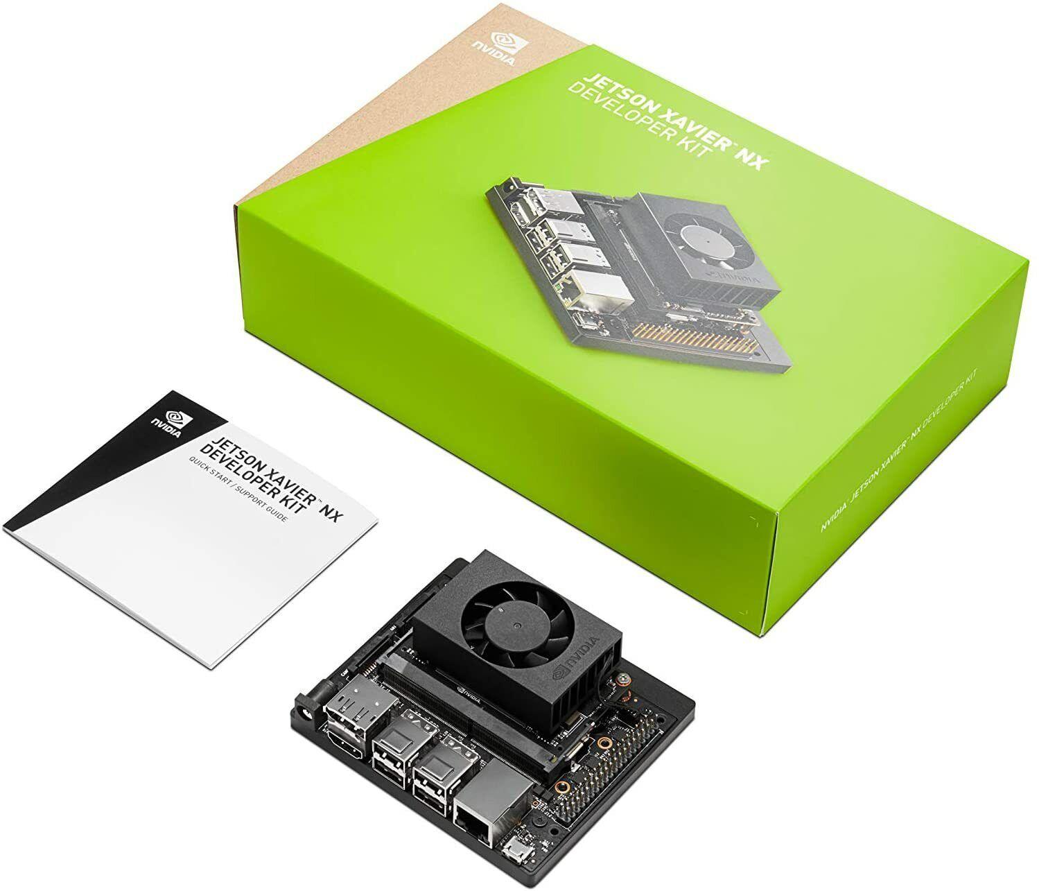 Nvidia Jetson Xavier NX Dev Kit 945-83518-0000-000 w AC, WIF