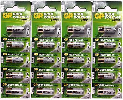 20 Pcs GP23A 12V Alarm-Remote Alkaline Batteries GP 23AE 21/23 A23 23A 23GA - 12v Alarm Remote Battery