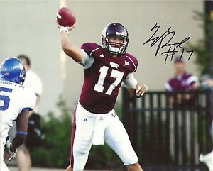 TYLER-RUSSELL-MISSISSIPPI-STATE-BULLDOGS-SIGNED-8X10-PHOTO-COA