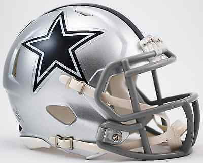 DALLAS COWBOYS NFL Mini Football Helmet BIRTHDAY WEDDING CAKE TOPPER DECORATION - Dallas Cowboys Cakes