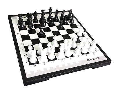Portable Magnetic Chess Economy Travel Chess Game Set Portable Gift Chess