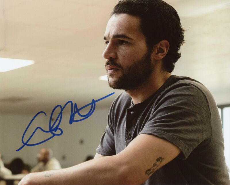 "Christopher Abbott ""The Sinner"" AUTOGRAPH Signed 8x10 Photo C ACOA"