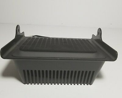 Motorola Xtl2500 Xtl5000 Spectra Apx Base Tray With Speaker Hln6042a Used