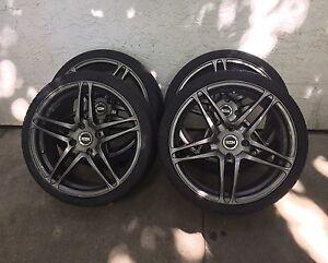 """18"""" ICON Aftermarket Wheels w/ Low Pro's!!"""