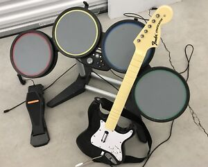 Xbox Rockband game & equipment - FREE DELIVERY