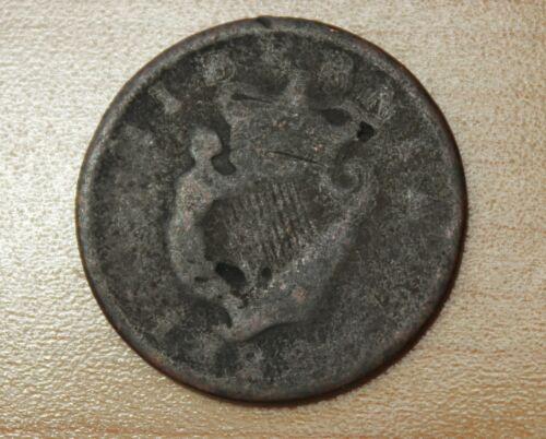1822 Ireland 1/2 Penny