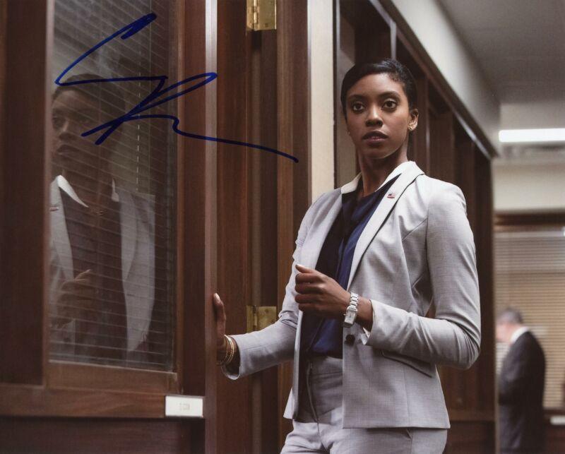"Condola Rashad ""Billions"" AUTOGRAPH Signed 8x10 Photo"