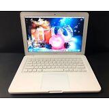 "FAST Apple MacBook White Unibody 13"" Laptop Latest 2017 OS + OFFICE + WARRANTY"