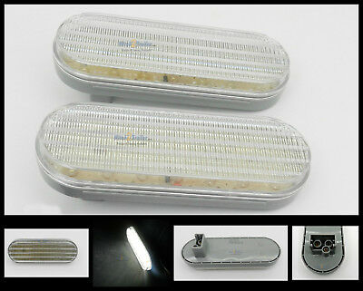 Kaper II L16-0000 White LED Courtesy Light