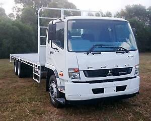 Fuso Fighter 2427 9sp Man, XXLWB Tray Rocklea Brisbane South West Preview