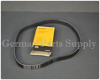 BMW E39 E46 E53 A/C Air Conditioning Serpentine Belt OEM CONTINENTAL (Bmw Air Conditioning)