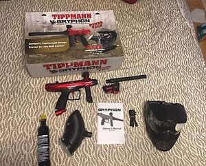 Selling PaintBall Set *READ*