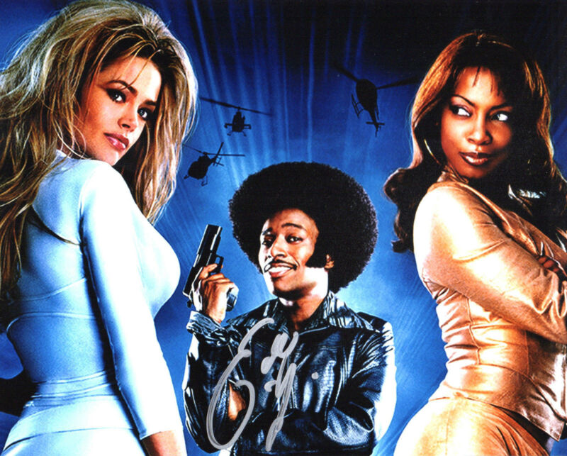 GFA Undercover Brother Movie * EDDIE GRIFFIN * Signed 8x10 Photo E5 PROOF COA