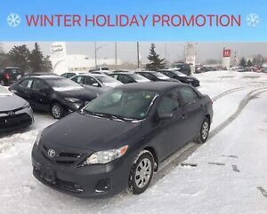 2011 Toyota Corolla CE. ~AUTOMATIC, LOADED, FULLY CERTIFIED~