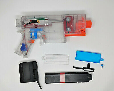Nerf compatible Worker Swordfish Blaster