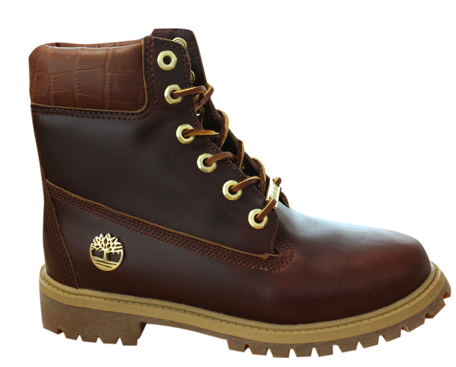 7650651f198 Details about Timberland 6 Inch Premium Limited Release Juniors Waterproof  Boot A1PLD B32A