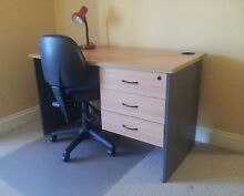 Student desk and chair Greenwich Lane Cove Area Preview