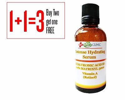 Hyaluronic Acid Retinol  Matrixyl 3000 Anti Aging The BEST Serum Buy2 get1 (The Best Anti Aging Serum)