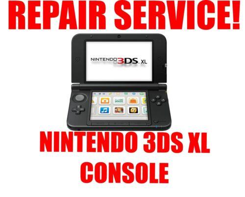 Nintendo 3DS XL Repair Service