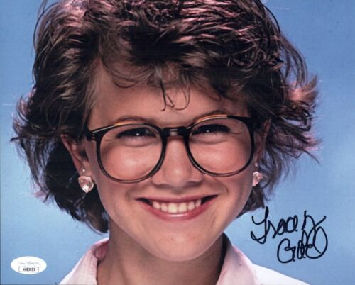TRACEY GOLD Growing Pains Signed 8X10 Photo IN PERSON Autograph JSA COA
