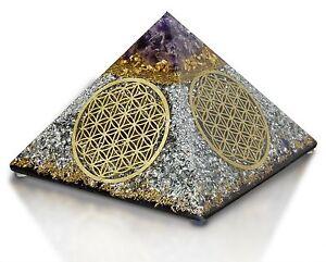 Orgonit-orgon-Grande-Piramide-4-5kg-034-Die-QUELLE-DER-descansa-y-KRAFT-034-21x21cm