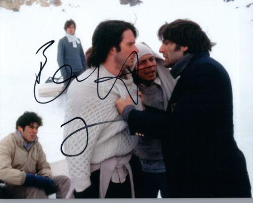 Josh Hamilton & Ethan Hawke Signed Autographed 8x10 Photo ALIVE COA