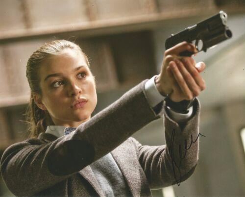 Sophie Cookson Signed Kingsman:The Secret Service 10x8 Photo AFTAL