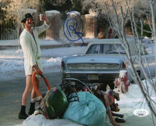 Randy Quaid Autograph Signed 8x10 Photo - Christmas Vacation (JSA COA)