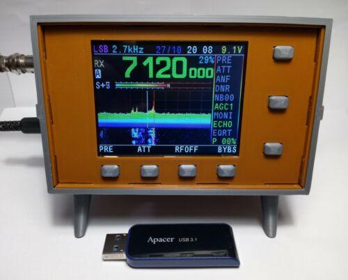 Standalone HF SDR receiver Malamute 0 - 30MHz AM / FM / CW / SSB / RTTY ........
