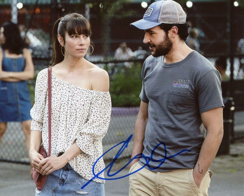 "Christopher Abbott ""The Sinner"" AUTOGRAPH Signed 8x10 Photo"