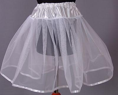 Kinder Unterrock 50er Jahre Still Petticoat zum Kleid Gr.104-158 in ver. Farben. (50er Jahre Kleider Für Kinder)