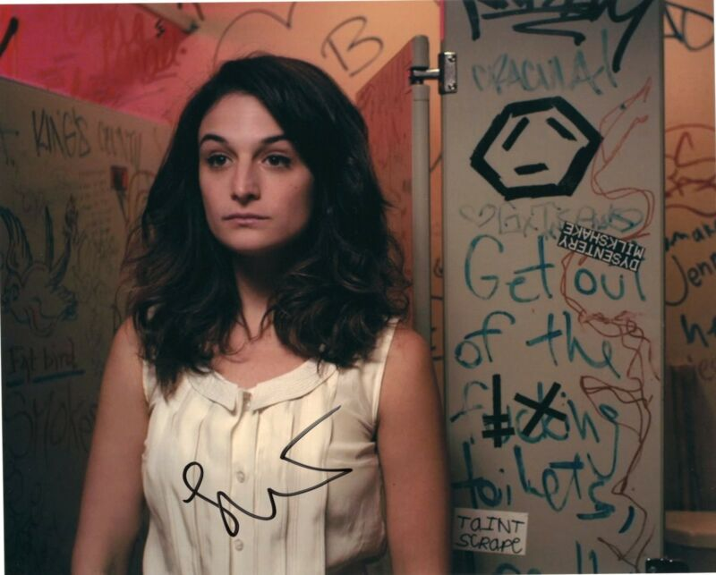 Jenny Slate signed Obvious Child 8x10 Photo w/COA Parks and Recreation #2