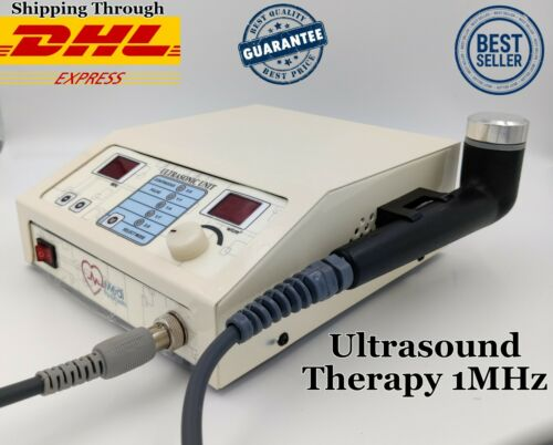 New Original Ultrasound Ultrasonic Therapy Machine Multi Pain Relief 1MHz Unit