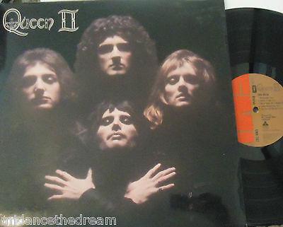 Queen   Ii   Gatefold Vinyl Lp Toploader