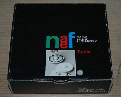 Designerspielzeug NAEF Toptic Nr. 9718 - Masami Tamatsu 1988 Swiss Made