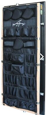 AMERICAN Deposit GUN SAFE DOOR PANEL ORGANIZER PISTOL KIT MODEL 19 ACCESSORIES