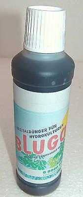 250ml Hydrokultur Dünger Blugol  Flüssigdünger Hydrodünger Hydrokulturen