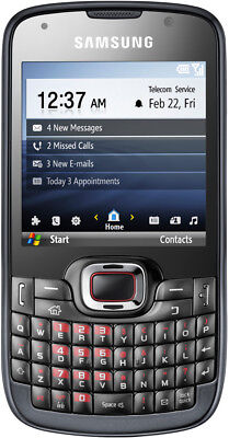Wifi Windows Mobile Phone (Samsung B7330 GSM UNLOCKED QUADBAND,FULL KEYBOARD,WIFI, WINDOWS MOBILE PHONE )