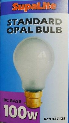 6x 40W Opal//Pearl Dimmable Incandescent Standard Candle Light Bulbs SES E14 Lamp