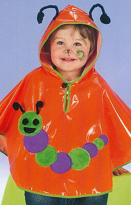 - Kinder Kostüm Raupe