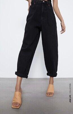 Zara Slouchy Jeans Size 10