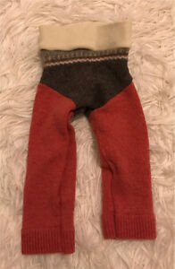 WOOL PANTS FOR CLOTH DIAPERING