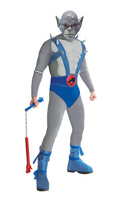 Retro Cartoon Fancy Dress Up Halloween Deluxe Adult Costume (Thundercat Halloween)
