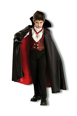 Spooky Vampir Kostüme (Kids Transylvania Vampire Costume Dracula Halloween Spooky Child Size M 8-10)