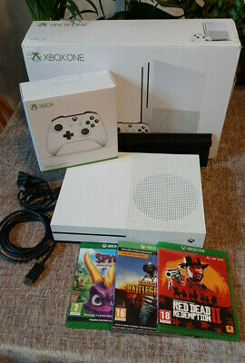 Microsoft Xbox One S 2TB Launch Edition Gaming Console Bundle