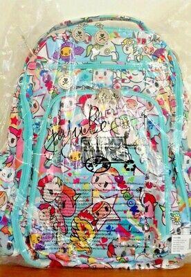 JuJuBe Tokidoki Unikiki 2.0 be right back backpack baby diaper BRB unicorn new