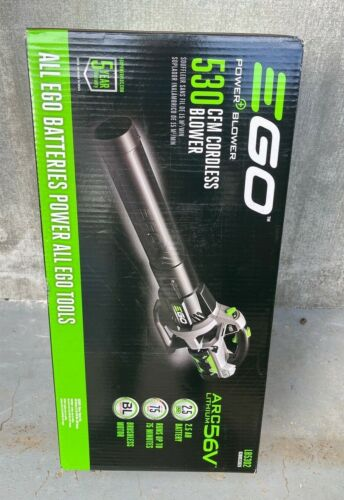 EGO LB5302 530CFM 3-Speed 56V Cordless Electric Blower New in Box Tool-Only