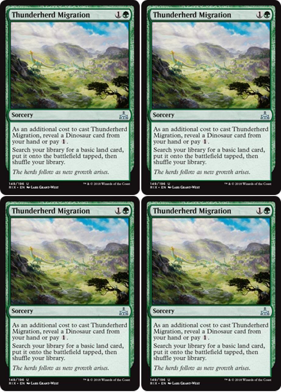EXPLOSIVE VEGETATION Onslaught MTG Green Sorcery Unc