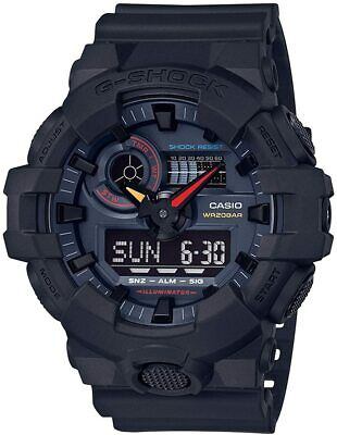 Casio G-Shock GA-700BMC-1A Analog-Digital Men's Watch