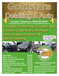 ⭐️Auto detailing /car cleaning specials now on⭐️